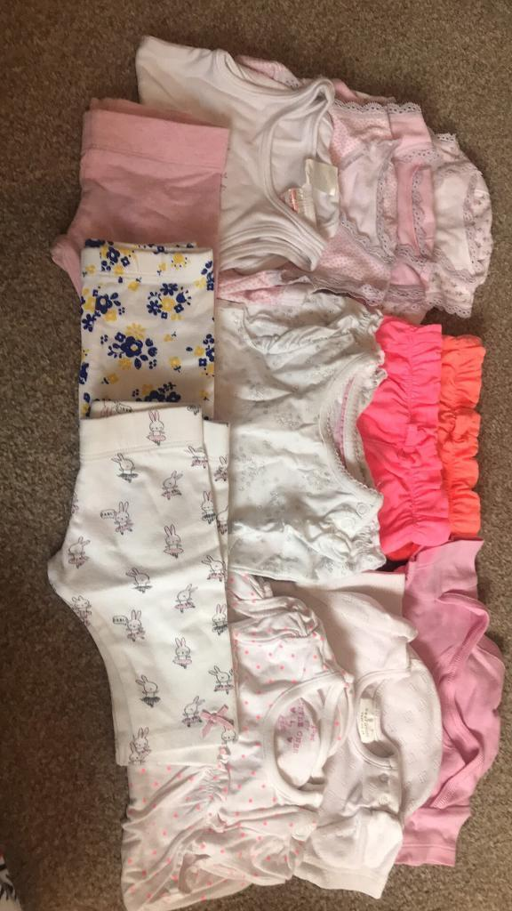 8bbdbf7ec 0-3 months baby girl clothes (38 items) | in Slough, Berkshire | Gumtree