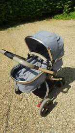Mothercare Orb Rose Gold Limited Edition Pushchair