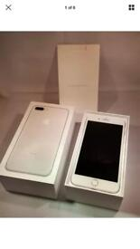 Apple iPhone 7 Plus 256gb unlocked mint condition
