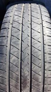 4 PNEU ÉTÉ - MICHELIN 225 65 17 - SUMMER TIRE