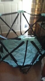 pop up and play delux summer infant hexagonal playpen .