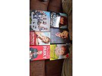 7 Various celebrity books