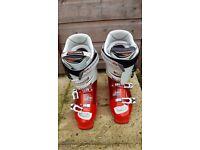 Nordica X100 Speed Machine ski boots, size 27.5
