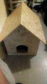 Dog/ cat kennel