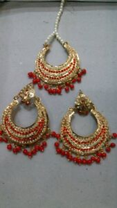 Indian ladies karva chauth Diwali garva navratri Jewellery