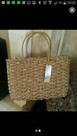 Lovely new shopping bag