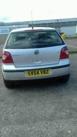 Volkswagen polo silver 1.2 for sale