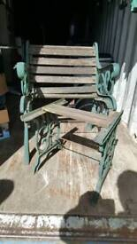 Scrap iron wanted FREE colection
