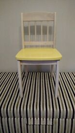 Pintoy childrens wooden Chair for sale