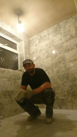 Tiling & Bathroom fiting
