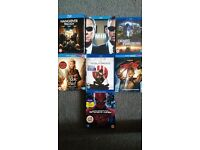 Blu-ray films for sale !! only 2each