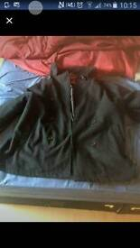 Mens carter and Jones coat size xxl
