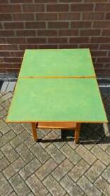 CARD TABLE GAMING TABLE