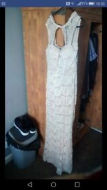 Quiz Champagne Dress for Sale