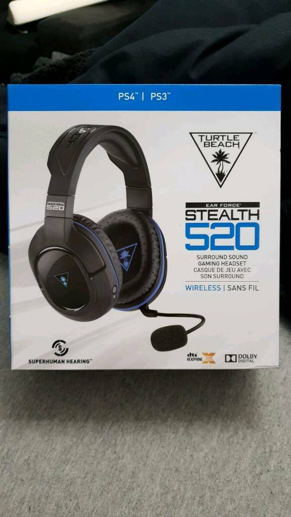 Turtle Beach Stealth 520 Gaming Headset