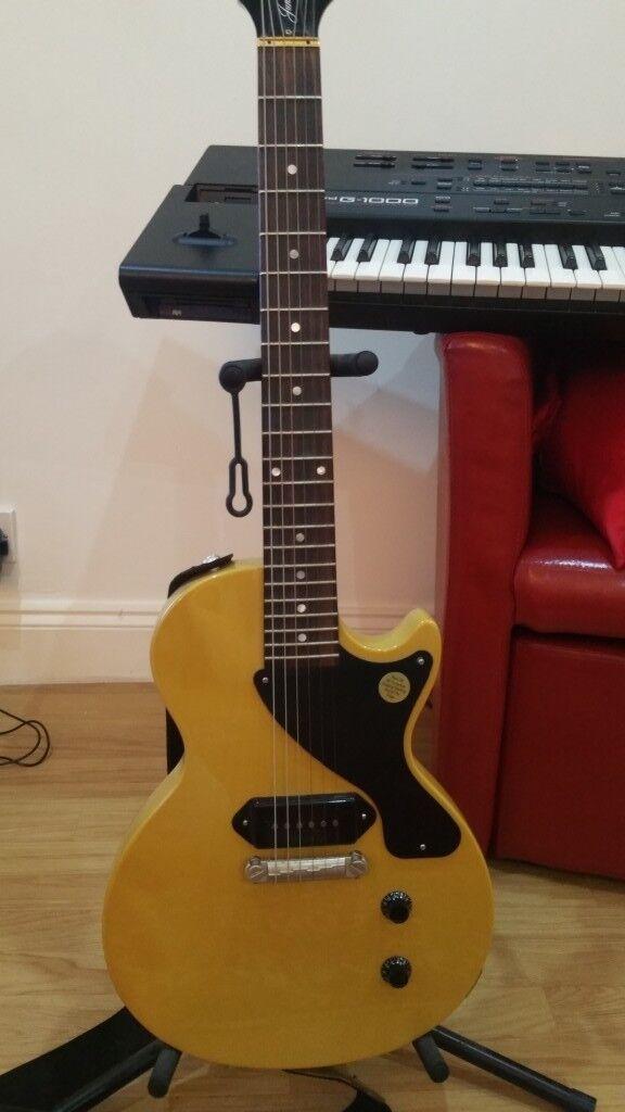 Gibson Les Paul Junior In Tv Yellow Stunning Guitar In Kirkcaldy