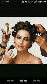 Hair and make up