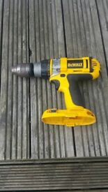 Dewalt DC988 XRP 3 mode combi hammer drill. 18v - good working condition.