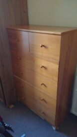 Amazing Chest of drawers (6!!)