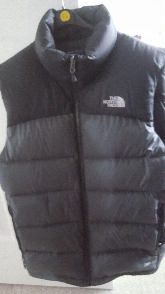 86bb44ca97 The North Face down gilet Size M