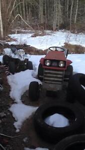 Looking to trade for a old snowmobile