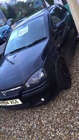 MODIFIED VAUXHALL CORSA 1.4 FOR SALE £850ono.