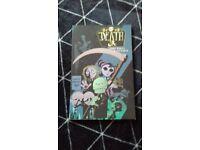 Death jr graphic novel