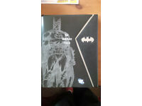 DC Comics The Batman Files Book