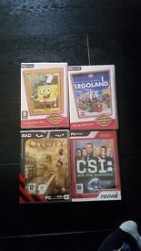 PC games x4