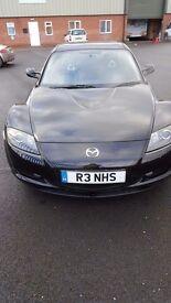 Mazda rx8 pz pro drive