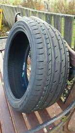 215/40/17 brand new tyre never been fitted