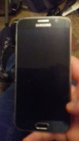 Samsung s6 spares or repairs lcd damaged