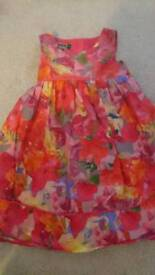Ted Baker dress age 4-5