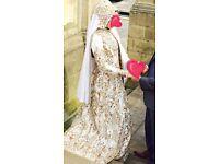 Wedding dress/lengha