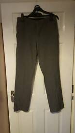 Men's River Island trousers.
