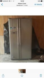 Lg American Fridge freezer 18 months old excellent condition