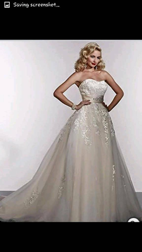 Wedding Dress Brand New In Blantyre Glasgow Gumtree
