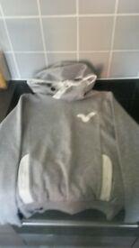 VOI ORIGINAL girls/ladies hoody grey size 10