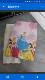 Childrens princess blackout curtains