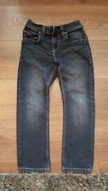 Boys age 7 next jeans like new