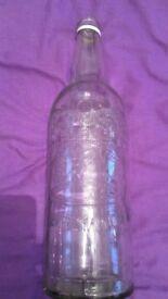 Glass Spirit Bottle