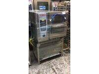 Rational SCC 61G Gas Combi Oven, 6 Grids comes with frame Stand