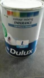 Dulux durable matt paint