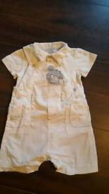 Baby boys Coco outfit