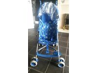Mothercare jive pushchair with accessories