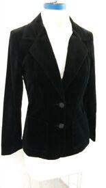 Vintage Velvet Jacket Size 12