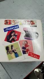 Spice Girls Polaroid camera in box