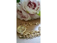 Diamante bracelet watch (Brand new)