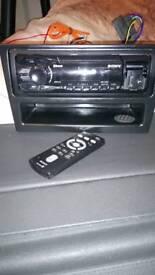 Sony DSX-A60BT radio