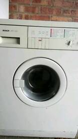 Bosch really reliable washing machine can deliver